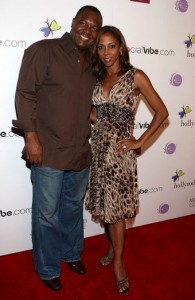 July 17th-Holly and Rodney attend benefit gala