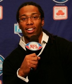 LARRY FITZGERALD'S BABY MAMA BEATDOWN?