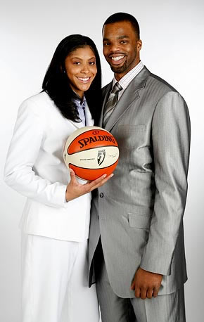 CANDACE PARKER PREGNANT WITH FIRST CHILD