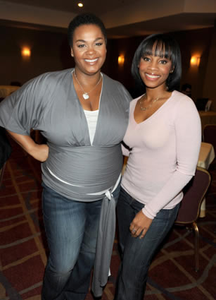 JILL SCOTT: I NEVER THOUGHT I WOULD GET PREGNANT