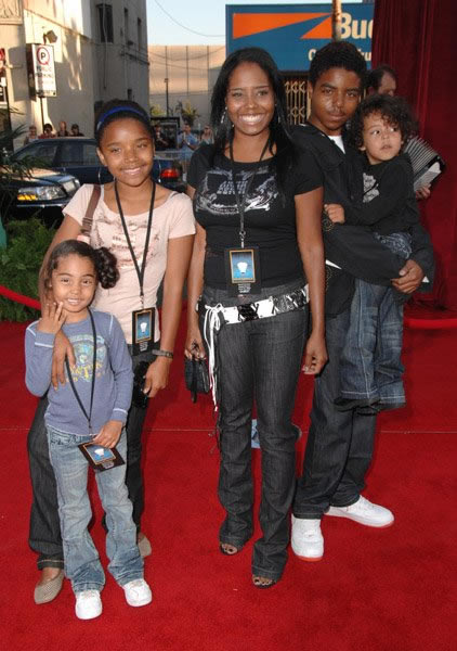 ALL GROWN UP: SHAR JACKSON AND KEVIN FEDERLINE'S KIDS