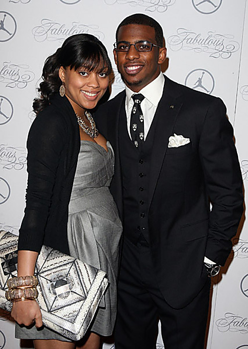 Exclusive Knocked Up: Chris Paul and Girlfriend - Bossip