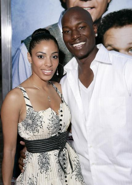 Tyrese To The Mother Of His Child Get A Job-9365