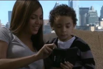 VIDEO:BEYONCE STARS IN NINTENDO COMMERCIAL WITH NEPHEW JULEZ