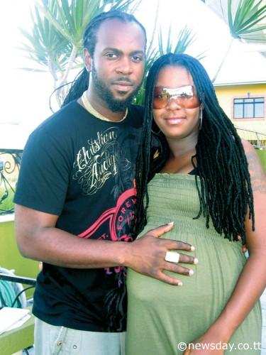 "IT'S A GIRL FOR ""SOCA QUEEN"" FAY ANN LYONS"