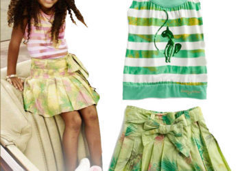 """CELEBRITY KIDS' STYLE WITH MING LEE SIMMONS: """"SPRING IS COMING"""""""