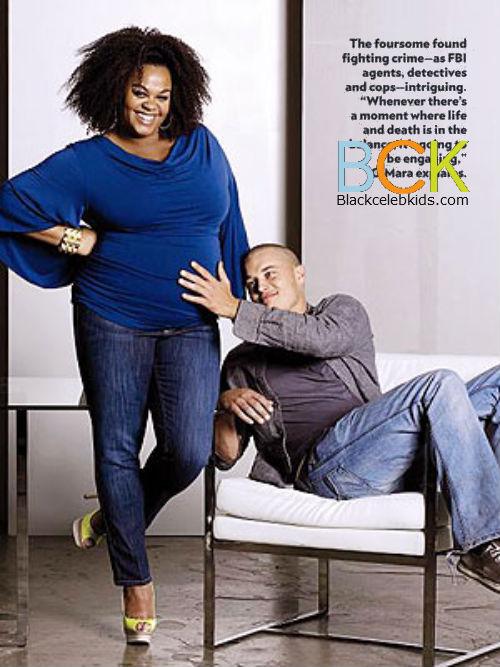 Jill Scott Pregnant Pictures