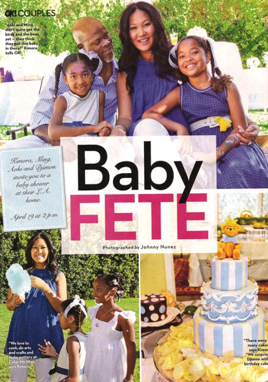 Celeb Baby Showers Part - 50: BCK Online