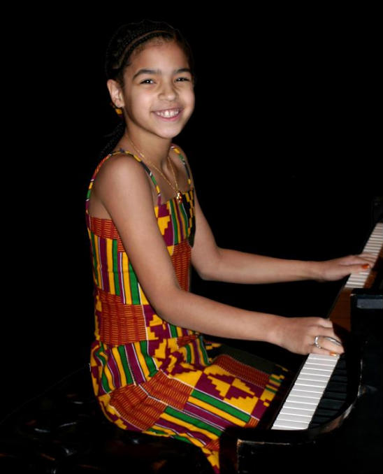 UPCOMING:CHELSEA DOCK IS A GIFTED PIANIST