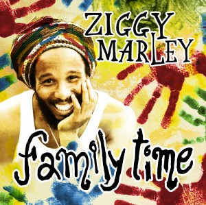 "ZIGGY MARLEY'S VIDEO: ""IT'S FAMILY TIME, IT'S FAMILY TIME!"""