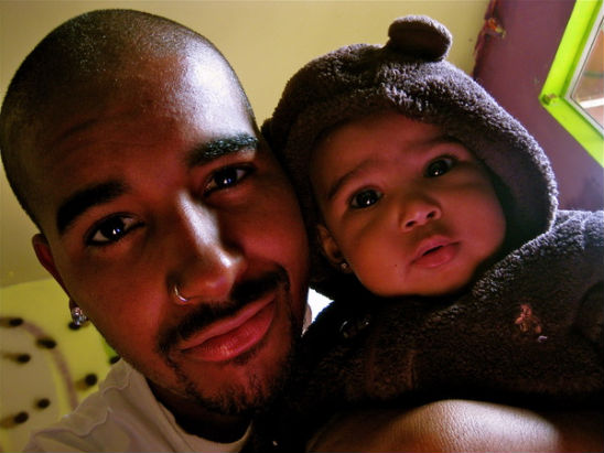 PICTURES OF O'RYAN AND BABY NAMI(AND OMARION,TOO)