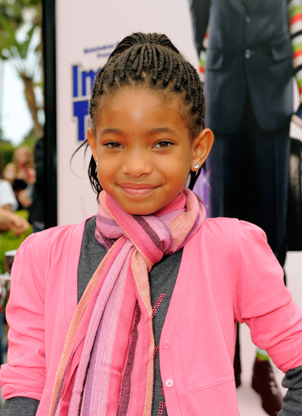 """WILLOW SMITH ATTENDS """"IMAGINE THAT"""" PREMIERE"""