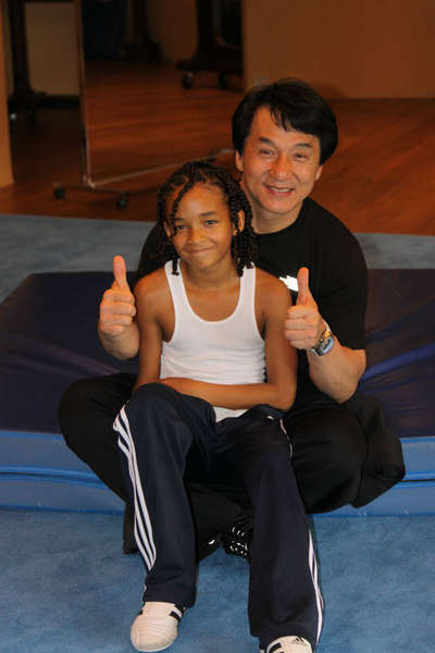 Jackie Chan Jaden Smith Is Quot Hard Working Respectful