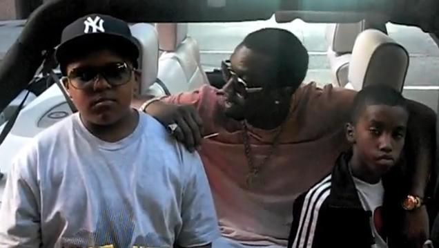 VIDEO: DIDDY INTRODUCES LIL BIGGIE AND LIL DIDDY