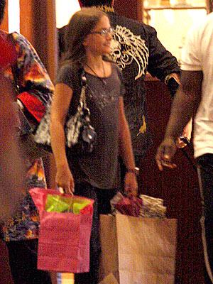 -Pictured:Paris Jackson in Vegas-
