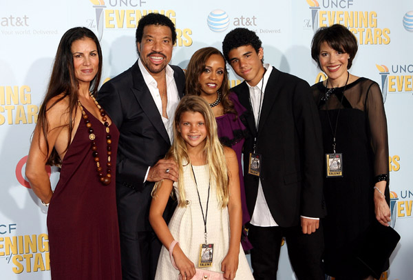 Lionel Richie Honored At Uncf Gala