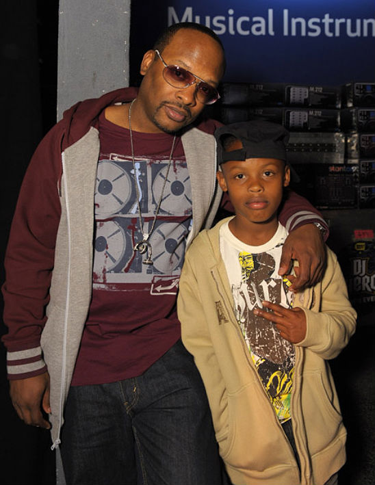 DJ Jazzy Jeff The Fresh Prince The Magnificent Jazzy Jeff