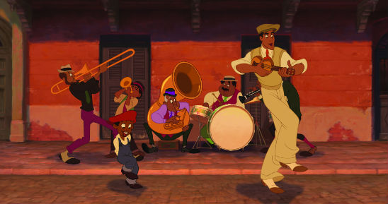 "VIDEO: ""NEVER KNEW I NEEDED"" FROM THE PRINCESS AND THE FROG SOUNDTRACK"