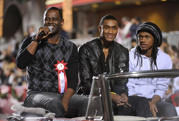 Image result for brian mcknight and first wife