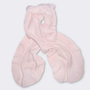 cashmere ruffle scarf-$130.00