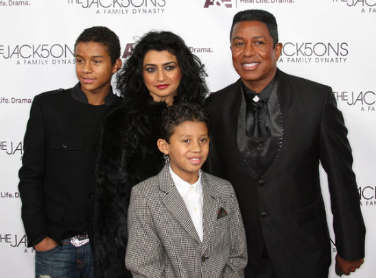 JERMAINE JACKSON CAN'T AFFORD HIS CHILD SUPPORT PAYMENTS