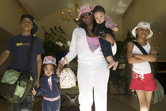 Shar Jackson And Kevin Federline Children