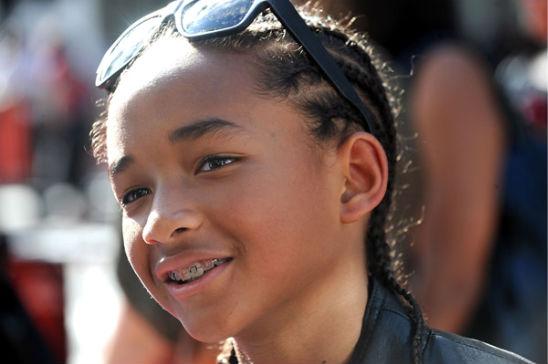 Black Kid Big Teeth Braces