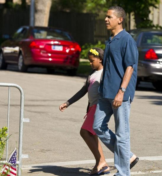 obamawalk