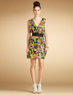 Illusion Dress-$129.00