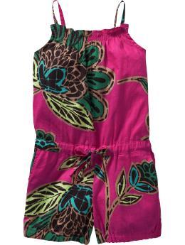 Floral Romper-$25.00