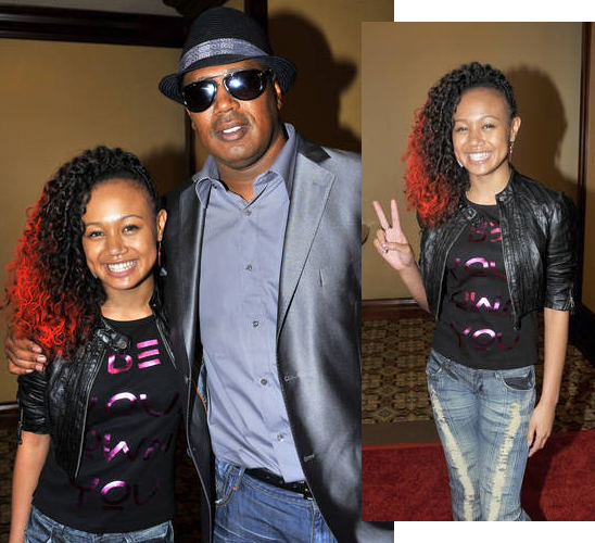BRAVEHEARTS: MASTER P AND DAUGHTER CYMPHONIQUE