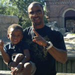 """@Sharper42 says: """"At the audubon zoo with my little monkey. What a beautiful day."""""""