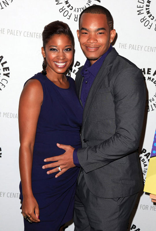 Baby celebrity expecting who woman