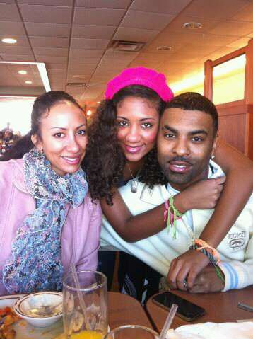 GINUWINE AND HIS GENUINE FAMILY