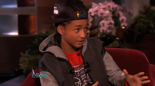 JADEN SMITH'S CHARITABLE GIFT(VIDEO INSIDE)