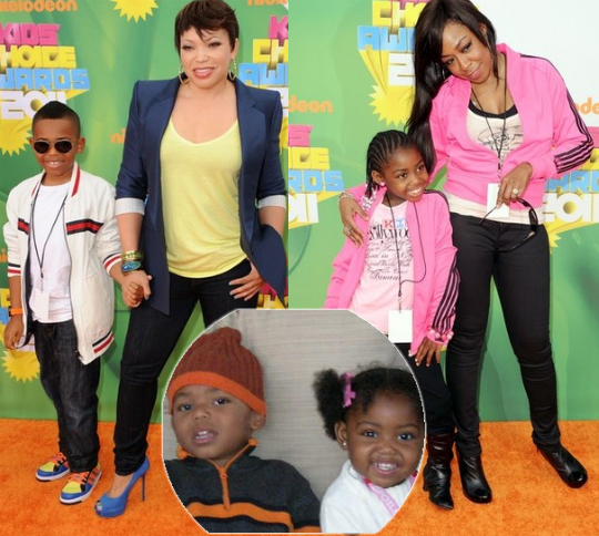 ALL GROWN UP: XEN AND ALIJAH ATTEND THE KIDS CHOICE AWARDS ...