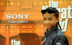 Jaden Smith and Jackie Chan Attend 'The Karate Kid' Photocall in Madrid