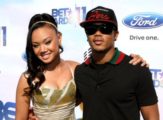 THE MILLER FAMILY ATTEND THE 2011 BET AWARDS