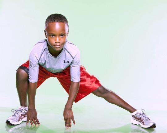 Cj The Workout Kid Videos