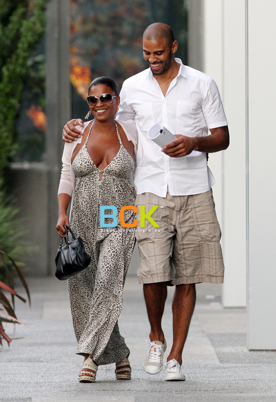 REVEALED: Nia Long & Sons Set For Upcoming ESSENCE