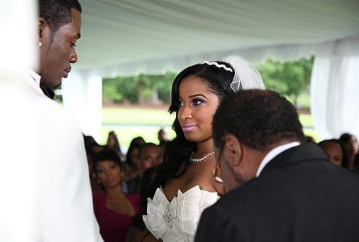 A FAMILY AFFAIR TOYA AND MEMPHITZ WEDDING