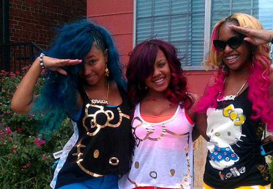 Astonishing The Omg Girlz Archives Bck Online Short Hairstyles For Black Women Fulllsitofus