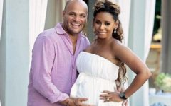 Mel B relying on daughters at birth