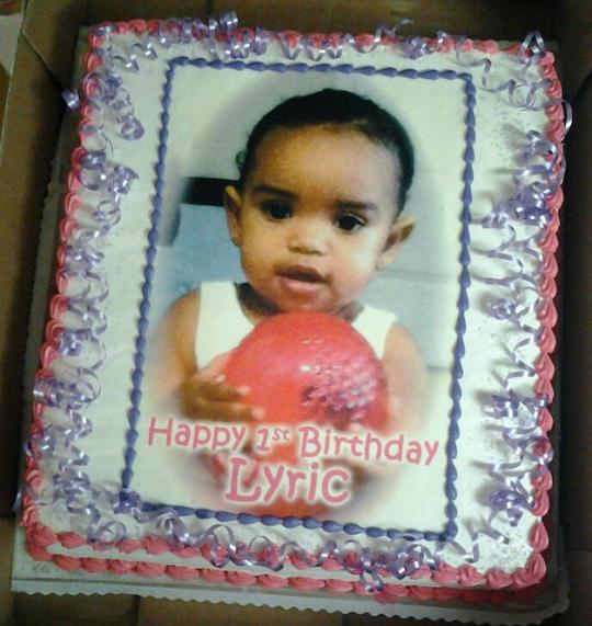Raymond Birthday Cake