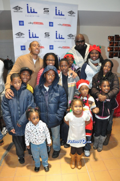 Ludacris Christmas.Ludacris And Daughter Arrive Just In Time For Christmas