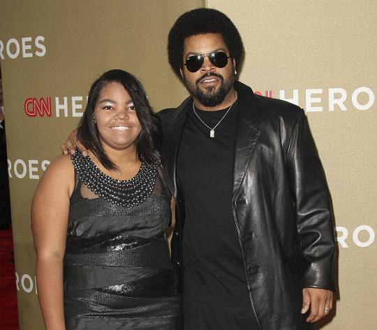 Ice Cube Family 2012 ICE CUBE AND DA...