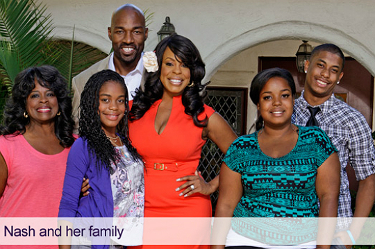 Niecy Nash Family Tragedy TV WATCH: NIECY...