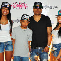 Nelly and family celebrate zonnique s sweet 16 bck online