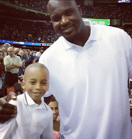 Rodney and Shaquille O'neal