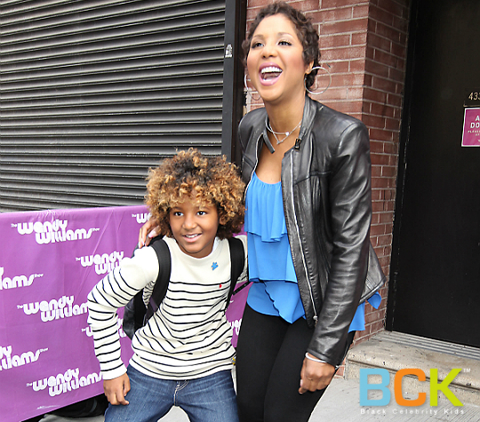 toni braxton and son have an acting gig